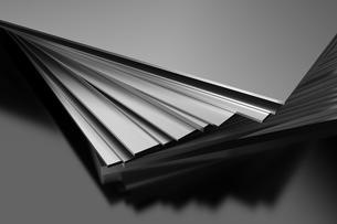 Metal Platesの素材 [FYI00644470]