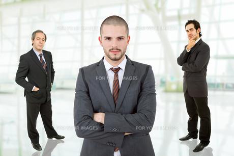 business teamの写真素材 [FYI00644543]