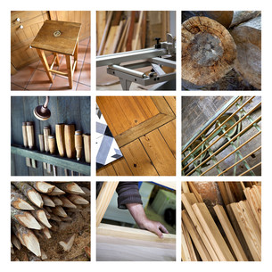 Wood and joineryの写真素材 [FYI00644809]
