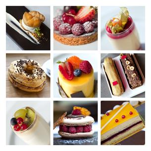 Cakes and dessertsの写真素材 [FYI00644811]