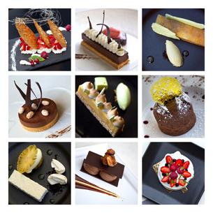 Cakes and dessertsの写真素材 [FYI00644814]