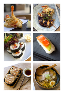Japanese dishesの写真素材 [FYI00644817]