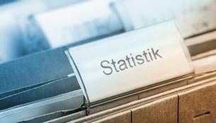 statisticsの写真素材 [FYI00644892]