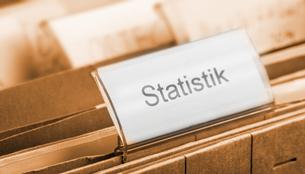 statisticsの写真素材 [FYI00644896]