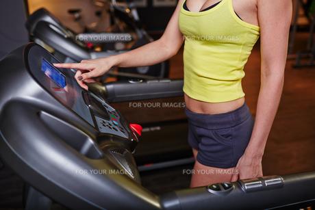 Fitnessの写真素材 [FYI00644922]