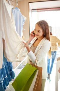 Modern shopperの写真素材 [FYI00644955]