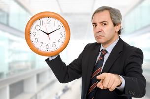 clockの写真素材 [FYI00645184]