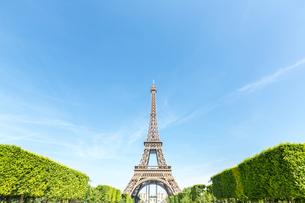 Eiffel Towerの写真素材 [FYI00645328]
