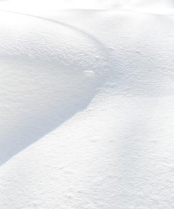 Snow textureの写真素材 [FYI00645342]
