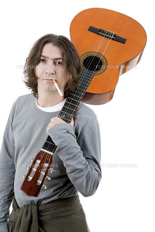 musicianの写真素材 [FYI00645420]