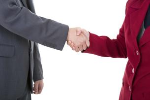 handshakeの素材 [FYI00645426]
