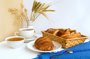 Tea bunsの写真素材 [FYI00645443]