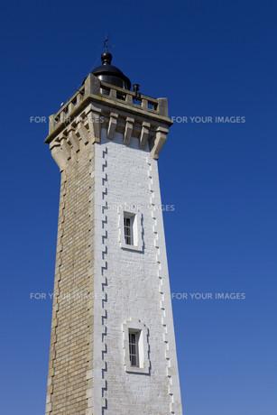 Roscoff Lighthouseの写真素材 [FYI00645600]