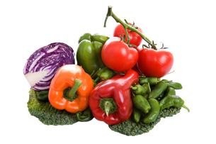 vegetablesの写真素材 [FYI00645607]
