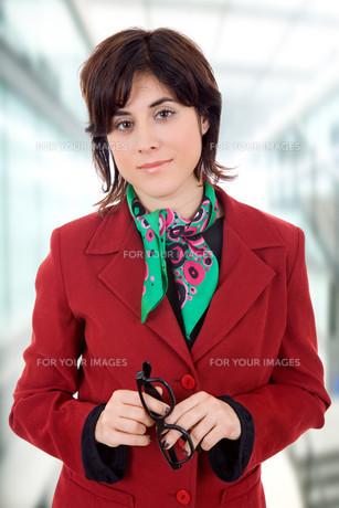 business womanの写真素材 [FYI00645643]