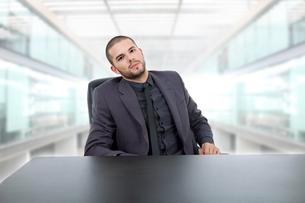 business manの写真素材 [FYI00645695]