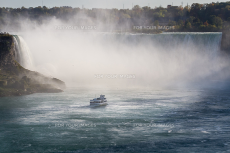 Niagara Falls, Canadaの写真素材 [FYI00645863]