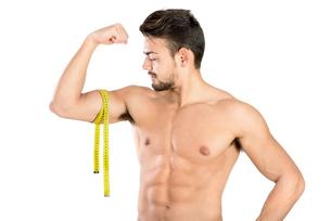 Bicepsの写真素材 [FYI00645977]