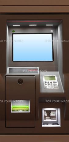 Automated Teller Machineの写真素材 [FYI00646084]