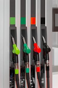 Fuel stationの素材 [FYI00646085]