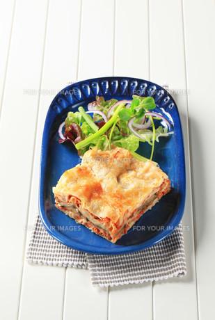 Lasagnaの写真素材 [FYI00646130]