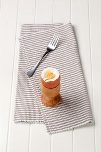 Boiled eggの写真素材 [FYI00646152]