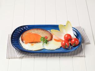Cooked breakfastの写真素材 [FYI00646161]