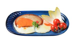Cooked breakfastの写真素材 [FYI00646165]