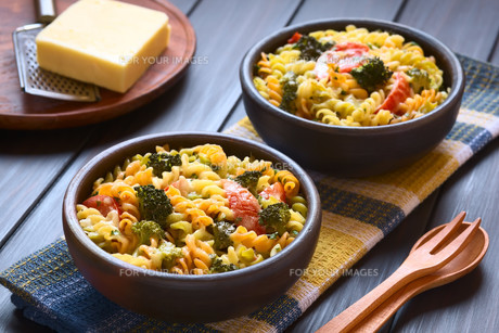 Baked Pasta and Vegetable Casseroleの素材 [FYI00646426]