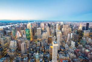 New York City Aerialの写真素材 [FYI00647549]