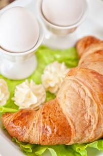 Tasty breakfastの写真素材 [FYI00647575]
