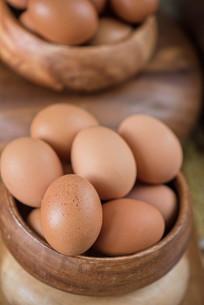 Fresh eggsの写真素材 [FYI00647577]