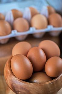 Fresh eggsの写真素材 [FYI00647581]