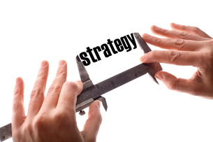 Small strategyの写真素材 [FYI00647621]