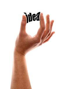 Smaller ideaの写真素材 [FYI00647641]
