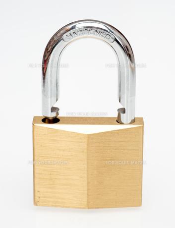 padlockの素材 [FYI00647658]