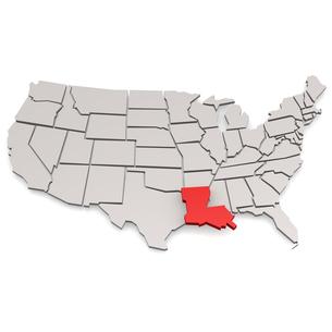 Louisianaの写真素材 [FYI00647707]