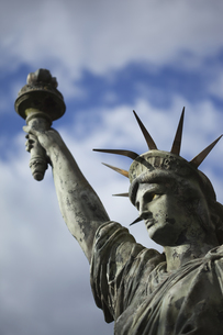 Statue of libertyの写真素材 [FYI00647752]