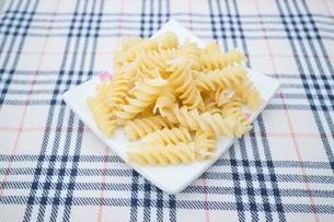 Fusilli prepare for pasta cuisineの写真素材 [FYI00647765]