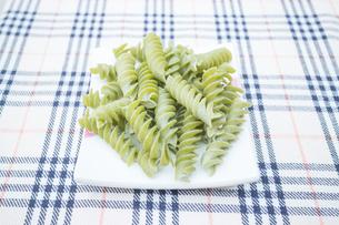 Fusilli prepare for pasta cuisineの写真素材 [FYI00647767]