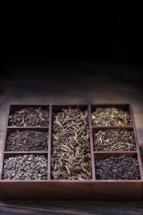 Dry teaの写真素材 [FYI00648015]
