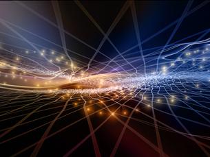 Toward Digital Fractal Realmsの写真素材 [FYI00648189]
