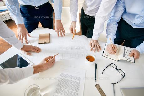 Meeting of architectsの素材 [FYI00648482]