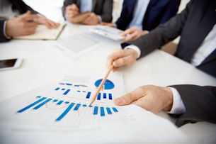 Explaining chartの素材 [FYI00648502]