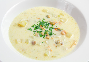 Cream Soupの写真素材 [FYI00648668]