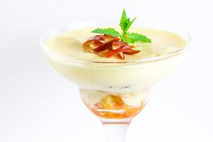 Tasty dessert - mousseの写真素材 [FYI00648685]