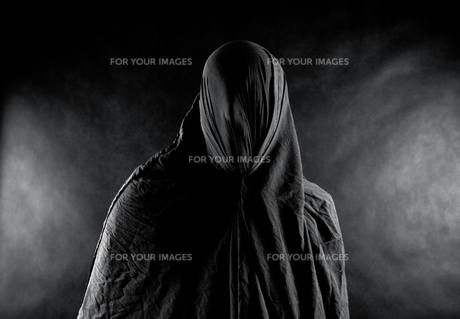 Ghost in the darkの素材 [FYI00648883]