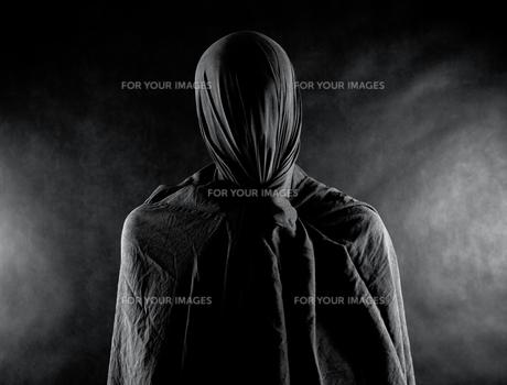 Ghost in the darkの素材 [FYI00648886]