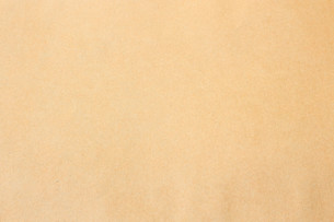 Sheet of clean and clear brown paperの写真素材 [FYI00649220]