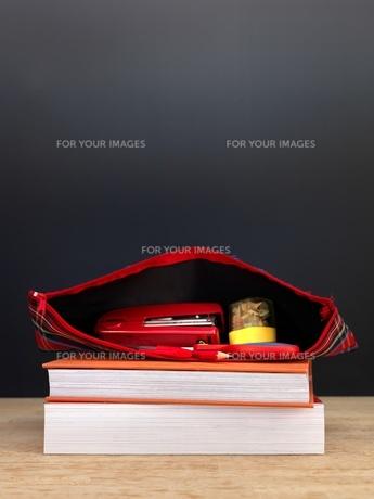 Pencil Caseの写真素材 [FYI00649940]